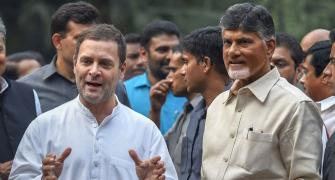 Naidu is Rahul's new troubleshooter