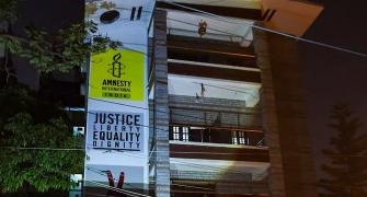 Amnesty halts India ops, alleges govt 'witch-hunt'