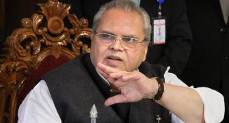 Satyapal Malik: 1st governor to let the cat out of the bag!
