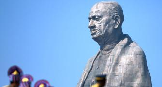 5 PSUs gave Rs 1.47 bn for Statue of Unity