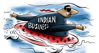India's business champs struggle to stay afloat
