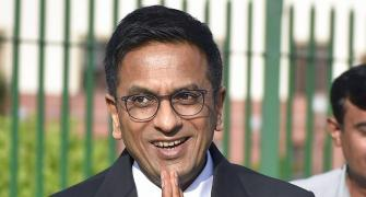 SC's Justice Chandrachud tests positive for Covid-19