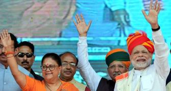 BJP rebel: 'Under Raje, BJP will taste its worst defeat'
