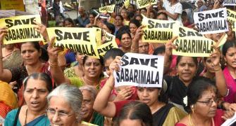 'Sabarimala issue is dividing Hindu society'