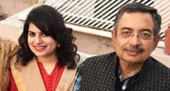 Not my battle: Mallika Dua on #MeToo charges against father Vinod Dua
