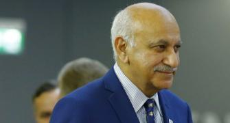 The women who brought down M J Akbar