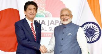 How Japan helps India to keep an eye on China