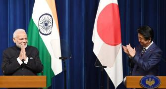 India, Japan and the China threat