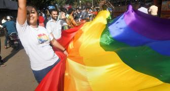 Only two MPs stood up for India's gays