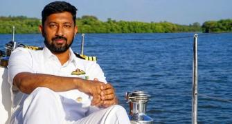 Abhilash Tomy eager to go back to sea
