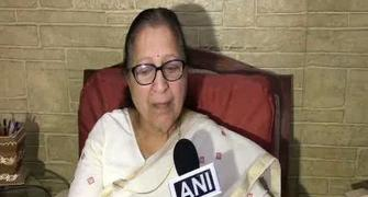 Sumitra Mahajan not to contest LS polls