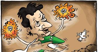 Uttam's Take: Why is Imran singing Modi Modi?