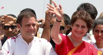 'Gandhi family is the only fulcrum of the Congress'