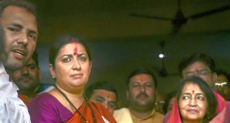 Smriti Irani-Sonia Gandhi: Who's the richer of the 2?
