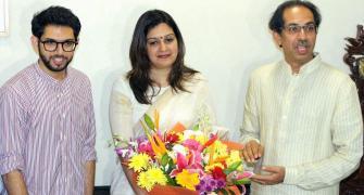 Why Priyanka Chaturvedi left the Congress