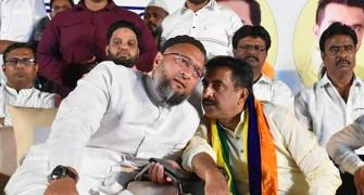 Right man in the wrong (Owaisi's) party?