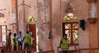 7 suicide bombers carried out Easter blasts in Lanka