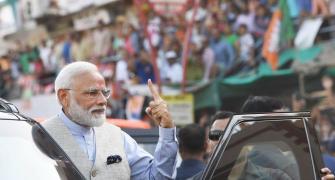 'Modi's charisma has waned'