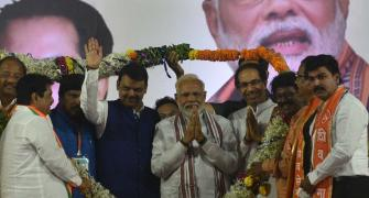 BJP loses its oldest and Hindutva ally Shiv Sena