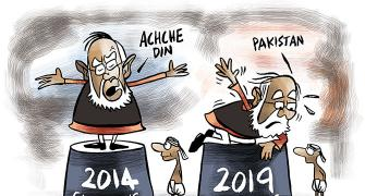 What has changed for Modi in 2019?