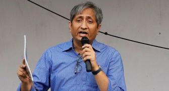 Democratic aatma is under attack: Ravish Kumar