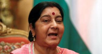 'Above all a kind-hearted person': Tributes for Sushma