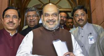 'Amit Shah has accomplished Patel's unfinished task'