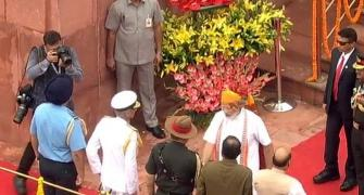 PM announces creation of Chief of Defence Staff