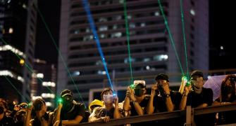 Hong Kong protests: A tech-driven cat-and-mouse battle