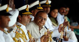 What Jaitley changed in his 2 stints at MoD