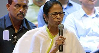 PM publicly contradicted Shah on NRC: Mamata