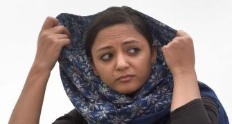 Shehla Rashid's father alleges death threat from her