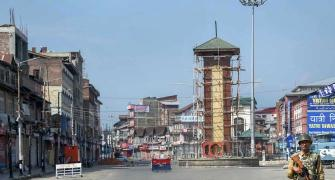 New UT of J-K: Who will control what