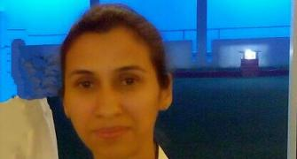 IAF's S Dhami becomes 1st female flight commander