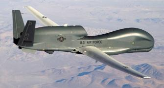 How US drones could help save billions for India