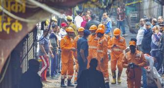 Delhi fire: Most deaths due to suffocation