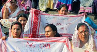 'Protesting as Assamese, not as Hindu or Muslim'