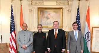US-India: Why 2+2 may not always be 4