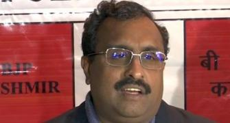 Internet being restored in Kashmir: Ram Madhav
