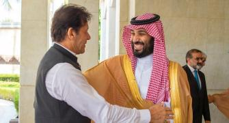 Saudi placates Pakistan. What about India?
