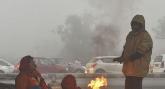 Delhi witnesses its coldest November in 71 years: IMD
