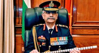 Army chief hints China's role in Nepal stand-off