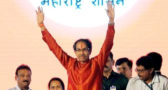 'Shiv Sena won't discard Hindutva so easily'