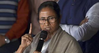 BJP using Jai Shri Ram as party slogan: Mamata
