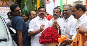 EPS does a Jaya but like her, can he keep the BJP at bay?