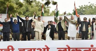 Opposition's 'people's agenda' to take on Modi