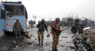NIA arrests father-daughter in Pulwama attack case