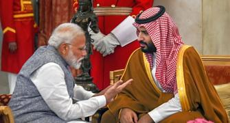 Saudi-Indian bromance: What next?