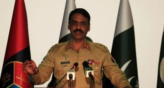 Pak army PRO shift: Bajwa back in charge