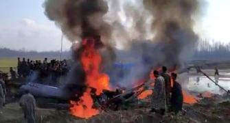 India downing own helicopter: IAF probe on hold